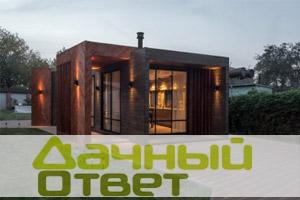 Проект Павильон на крыле в Дачном ответе