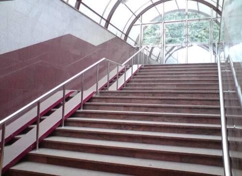 Раздел Лестницы и входные группы